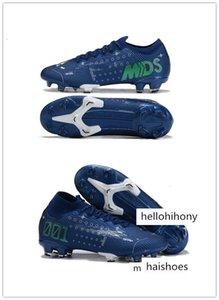 Mens Superfly VII 7 360 Elite SE FG CR7 Ronaldo Neymar NJR MDS 001 Dream Speed Boys Soccer Shoes Football Boots Cleats 6.5-11