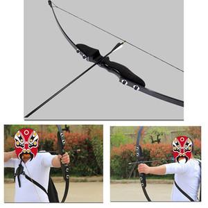 Arco e freccia caccia esterna Tiro Tiro con l'arco softair Movimento Split diritta Latina caccia di stile non recurve Entry Bow