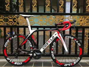 VENTE CHAUDE! Plein carbone Costelo lucques route vélo vélo en fibre de carbone vélo DIY route complète completo bicicletta bicicleta completa