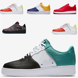 free shipping sell Casual Shoes Classic Black White Men Women Sports Skateboarding High Low Cut Trainers Sneakers 36-45