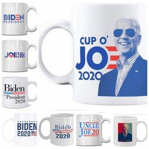 Joe Biden For President 13 Styles Ceramic Lovers Mug Milk Coffee Cup Creative Tea Mugs Washing Brush Cups 777