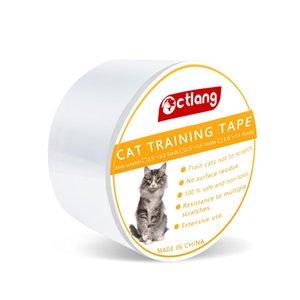 Anti-Scratch Cat Training Tape, Cat Scratch Prevention Tape for Furniture,Couch,Door,Carpet,Pet Scratch Protector S M L