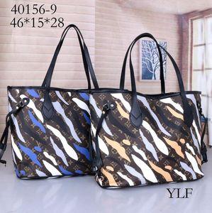 Clutch Bags Designers Shoulder Bag New 2020 Fashion ladies wallet Good quality Leather Unisex Clutch Bags Lady's Handbag 2 piece