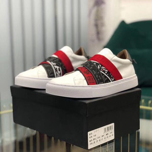 2020 men's high-end Gi @ nvehcy leather casual shoes fashion low to help wild men's sports shoes mnb01