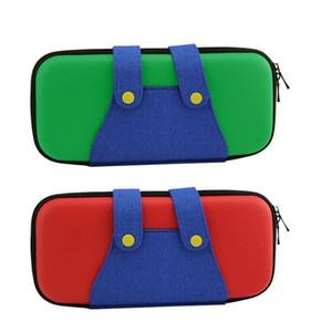 Мода портативный чехол для Nintendo Nintend переключатель PU переноски игровой мешок хранения жесткий чехол для Nitendo переключатель NS консоли аксессуары