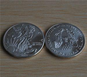 2015 1 Unze .999 Feinsilber AMERICAN EAGLE / Walking Liberty freies Verschiffen $ 1 Münze