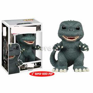 """Funko POP Films: 239 # Godzilla 6 """"Figurine articulée Dinosaure Monstre Figurines Animées Figurines Articulée Cadeaux de Noël Jouets Cadeaux d'anniversaire Poupée"""