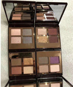 Dropshipping Brand 4 color Eyeshadow palette colour coded eye shadows the glamour muse uptown girl dolce vita vintage vamp