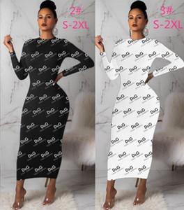 Para mujer vestidos de una sola pieza de la falda del vestido manga larga camisa de vestir desgaste atractivo impresión del labio Varios vestidos de alta calidad kl2600 ropa de mujer