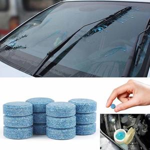 100pcs 1Pc = parabrezza 4L Acqua Cristalli Auto Glass Washer Window Cleaner Compact effervescenti Detergente Accessori auto