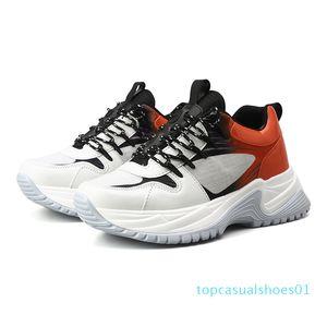 Run Luxo Tripler Fashoin Longe pulso Triple S Mens Designer Oxford Futebol Tênis Rubber Platform instrutor Casual Leather Sneakers T01