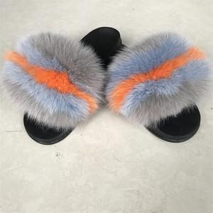 designer fur slides fur slides and bag brown fur slides