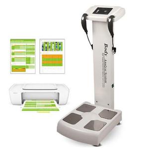 GS6.5 composición corporal analizador / analizador corporal inbody con analizador de grasa impresora / análisis de impedancia corporal libre de impuestos