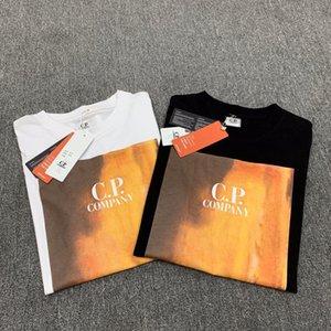 20SS cp société mens concepteur T-shirts Capsule édition limitée Marque tshirt chemises Designer Hommes de luxe des femmes de coton T-shirt top111