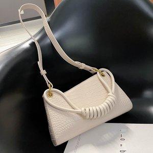 Senior Sense для женщин Mini сумка красный All-спички сумки на ремне сумки Single Новая мода 2020 лето одно плечо подмышек Net Casual