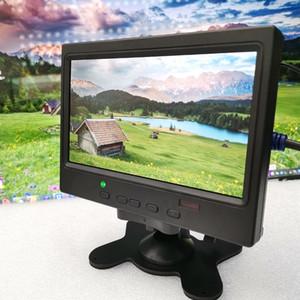 7-дюймовый монитор HD HDMI + VGA + AV монитор монитор мини TV1024X600