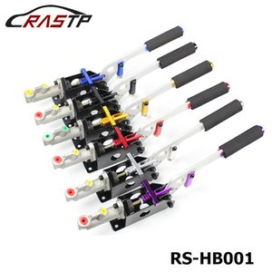 """Coloré dérive réglable hydraulique Racing E-Brake HandBrake Levier Grip avec 0.75"""" Maître-cylindre HB001"""