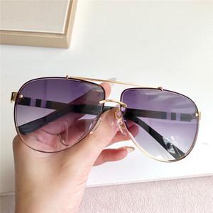 경우 4326과 베스트셀러 선글라스 파일럿 금속 클래식 프레임 간단한 패션 관대 한 스타일 디자이너 보호 UV400 안경 최고 품질