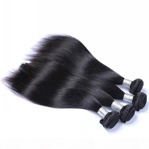 The special link for customer best quality straight human hair Bundles 28*2 30*2, total 4 pieces hair weaves