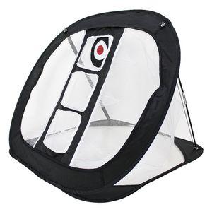 2020 nouvelle styleNylon Golf Practice Net Golf Intérieur Extérieur Chipping Pitching Cages pratique Portable Golf Training Aids Tapis de Shipp rapide