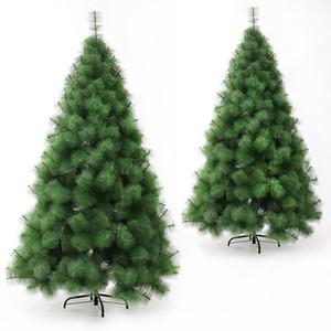 Hochwertige Kiefernnadel Weihnachtsbaum 1,5 m Simulation Kiefernnadel PVC Weihnachtsschmuck künstliche Pflanze Weihnachtsbaum