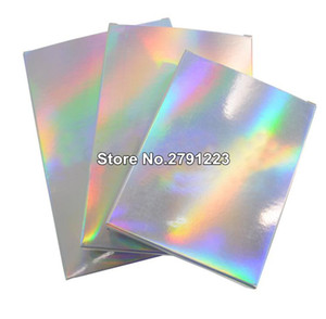 50 Caixa de papel Pcs Holographic partido do presente Cartão Laser Caso Caixas caixas de presente caixas de doces Cosméticos Pacote favor do casamento