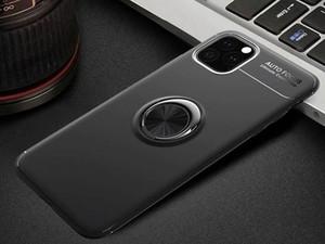 Dedo anular soporte para teléfono del tacto de la piel para el iPhone 11 Pro posterior soporte magnético Max XS proctive la cubierta del coche Samsung Nota 10 s10