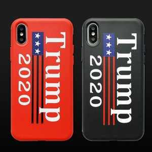 Trump 2020 Soft TPU Phone Case Cell Phone Back Cover Protect for iphone 11 PRO MAX XR XS MAX