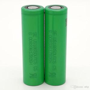 500pcs 100% de alta qualidade para SONY VTC5 18650 bateria 2600mAh IMR 3.7V para LG SONY Samsung recarregável de lítio Baterias celular