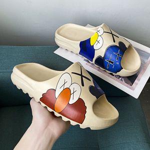 iGCkP estate sandali e ciabatte nuovo grande formato di cocco marchio comune spesse dei pistoni degli uomini di fondo di Sesame Street moda mare di sabbia traspirante