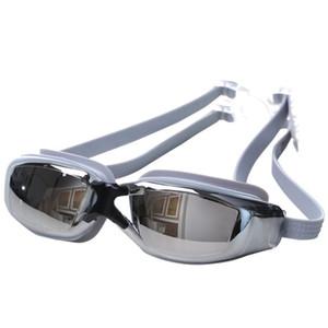 UV Waterproof Anti-fog Eyewear Swimwear Swim Diving Water Glasses Gafas Adjustable Swimming Goggles Women Men Newest Newest