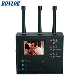 전문 무선 카메라 헌터 모니터 디스플레이는 여러 개의 무선 카메라 렌즈 파인더 카메라 스캐너 비디오 스캐너를 감지