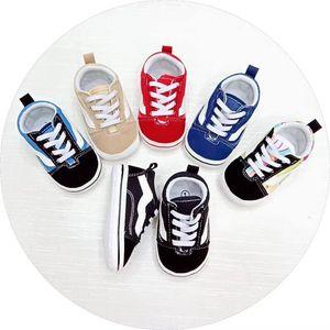 Bebé infantil zapatos deportivos niños niñas ocasionales primeros zapatos Walker cómodo suave suela recién nacido calzado envío gratis