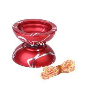 НОВАЯ версия Magic YOYO N11 сплава алюминий Профессиональные YoYo YoYo игрушки черный с золотым