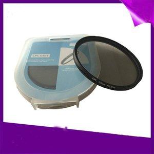 Optische K9 gewöhnlichen CPL Zirkularpolarisator Polarisator Eliminationsspiegelfilter SLR-Fotografie Filter unterstützen benutzerdefinierte Großhandel