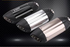 38-51mm دراجة نارية MIVV ماسورة العادم الخمار ل GY6 CBR CBR125 Z800 / R6 / R1 / Z1000 Z750 800 ZX6R Z800 / R6 / R1 / Z1000