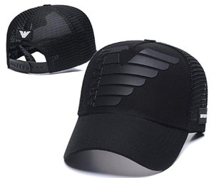 Luxury Brands tappo Cambio EA AX 7 JEANS Uomini Donne SUNHAT Snapback osso Golf visiera cappello Sport Casquette Gorras Headwear registrabile della protezione 05