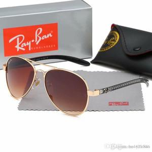 iiiiiiiiiiii 2017 caja de la manera fresca gafas de sol Cateye Hombres Mujeres Sun Marca de los vidrios del espejo Gafas de sol de las señoras Eyeweariiiii