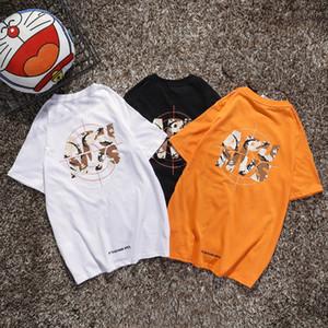 Fashion Men Women T-Shirt Luxury Design Short-Sleeved Tee Boys Girls Casual T-Shirt Top For Couple Shirts Clothing