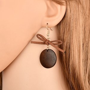 Cute Romantic Bowknot Ball Earrings Simulated Pearl Bow Tie Stud Earring For Women E2271