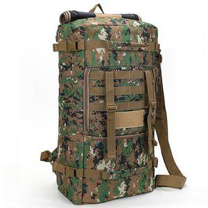 bag-Multi-função Designer 50L saco ao ar livre de alta densidade à prova de água multi-bolso grande capacidade atacado saco de viagem ao ar livre Oxford mochila