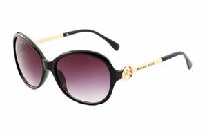 VERANO Mujeres gafas de metal de lujo para adultos Gafas de sol para mujer Diseñador de la marca de moda Negro Gafas niñas conducir gafas de sol 6238