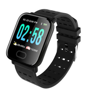 smart watch A6 DZ09 smartwatch Men Women Heart Rate Monitor Blood Pressure Waterproof smart bracelet Clock For IOS Android phones