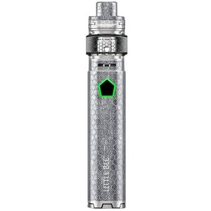 Little bee e cigarette XO vapor Auténtico vape portátil 120w e cigarrillo electrónico negro azul gris color en stock vaporizador electrónico