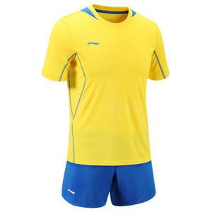 Top Kundenspezifische Fußballjerseys Freies Verschiffen-billig Großhandelsdiskont irgendein Name Jede Zahl anpassen Fußball Shirt Größe S-XXL 748