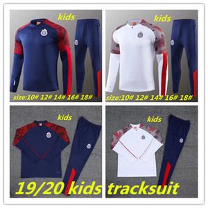 2019 2020 Chivas дети костюм Гвадалахары Футбол 19 20 Мексика обучение ребенка костюм Америка Cougar футбол куртка спортивная одежда набор