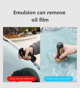 2020 New Car Front Windshield Cleaner Tools Oil Removal Film Oil Removal Film Stains Cleaning Supplies Auto Accesories