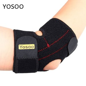 heap Braces & Supports Yosoo Adjustable Pads Tennis Golfers Elbow Brace Wrap Arm Support Strap Band Elbow Support Belt Sports Safety Pro...