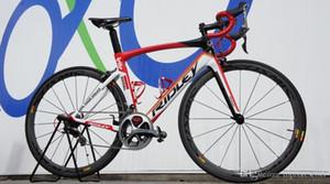 A12 LOTTO Ridley Carbono completa Road Bike DIY bicicleta Com R7000 Groupset Cosmic 50MM rodado viver o seu sonho