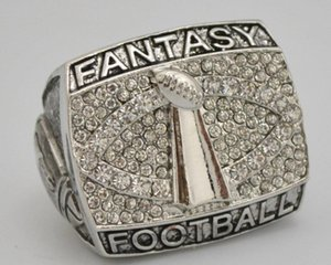 Fantasy Football World Series Championship Ring Größe 11